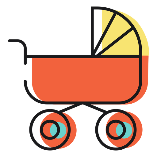 Icon baby carriage Transparent PNG