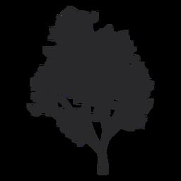 Vector de árbol grande