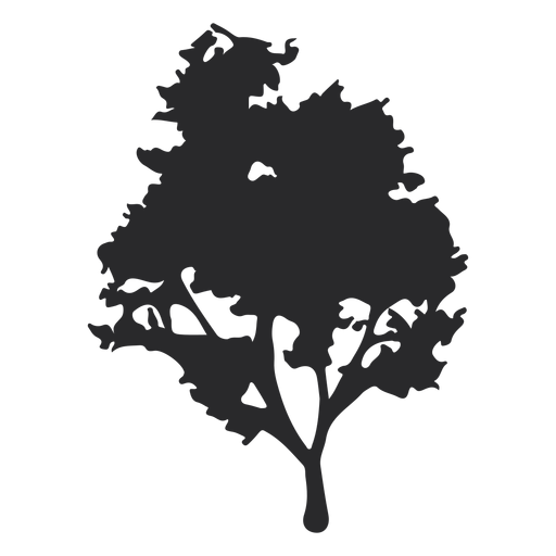 Large tree vector Transparent PNG