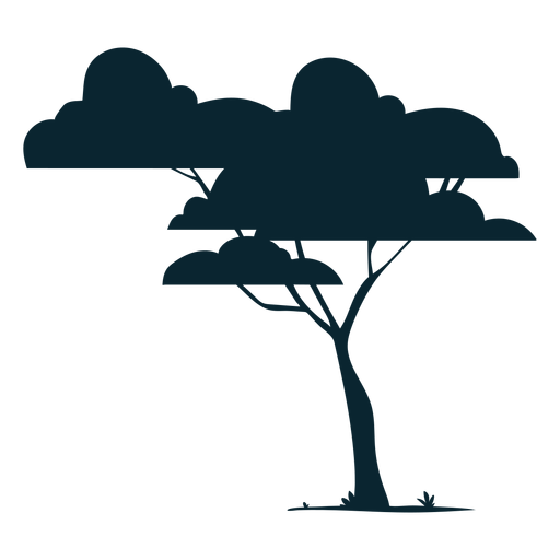 Leafy safari tree