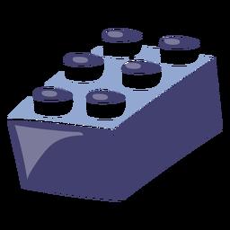 Belo bloco de lego