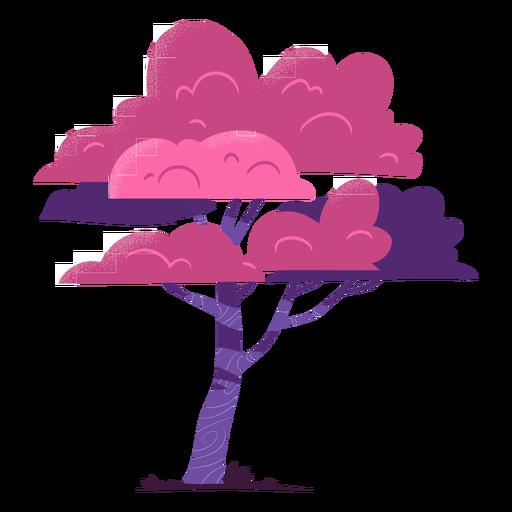 Safari colorful tree Transparent PNG