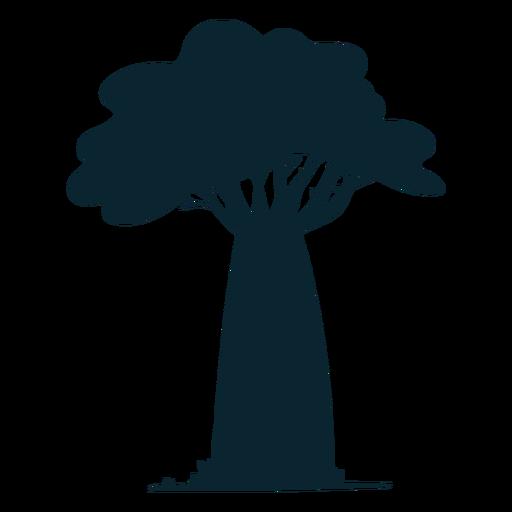 Safari tree large Transparent PNG