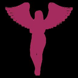 Sexy Engel Silhouette