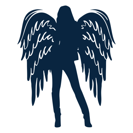 Sexy angel vector