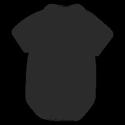 Vector de niños mono de manga corta