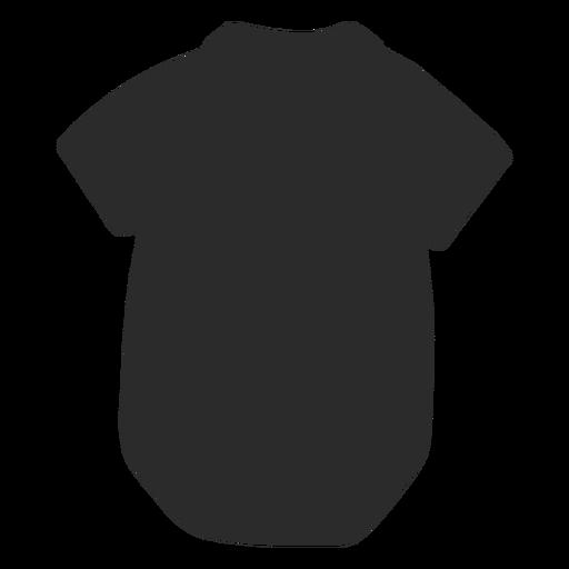 Short sleeved onesie children vector