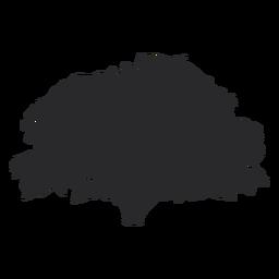 Vector de árbol corto