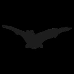 Simple bat vector