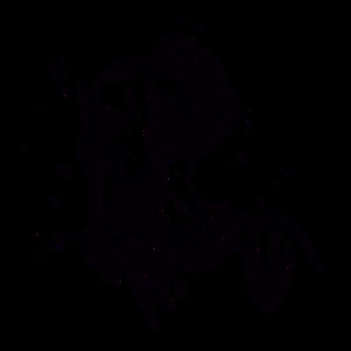 Jugador de fútbol dibujado Transparent PNG