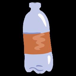 Lixo de garrafa de refrigerante