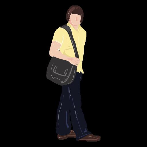 Student side illustration