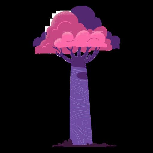 Tall safari tree