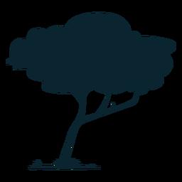 Árvore de safari de ramo fino