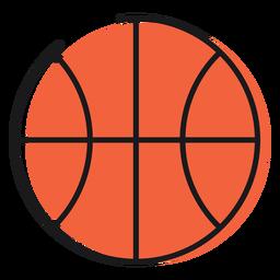 Toy ball icon