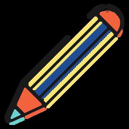 Lápis de ícone de brinquedo