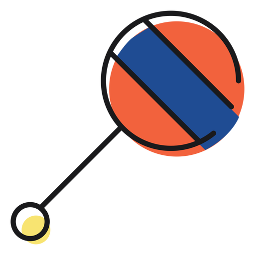 Toy icon rattle Transparent PNG