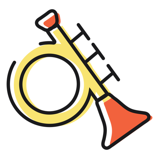 Toy icon trumpet Transparent PNG