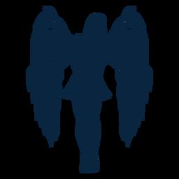 Asas de anjo de vetor