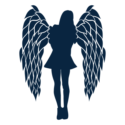 Vector angel wings Transparent PNG