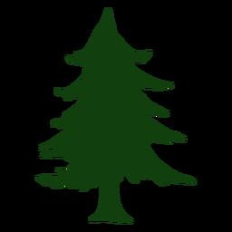 Árvore de Natal de vetor