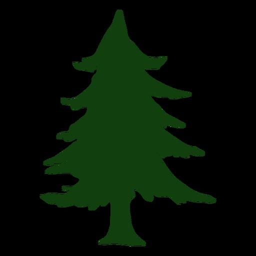 Árvore de natal vetorial