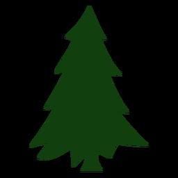 Vector árbol navidad