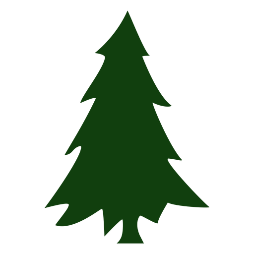 Vector tree christmas Transparent PNG