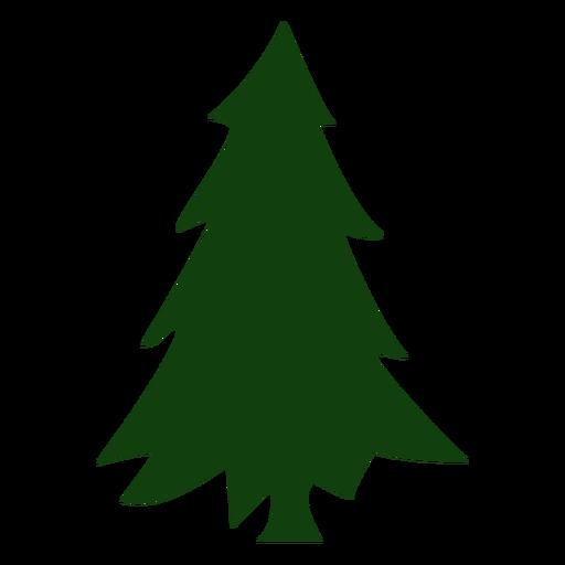 Vector tree christmas