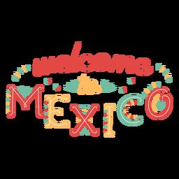 Bem-vindo ao México letras