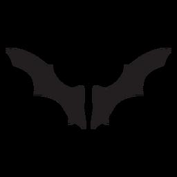 Asas de morcego largas