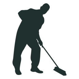 Working sweeper vector