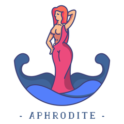 Aphrodite greek god character