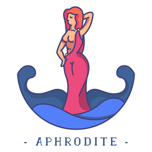 Aphrodite greek god character