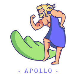 Apollo greek god