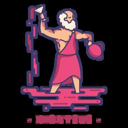 Dionysos griechischer Gott