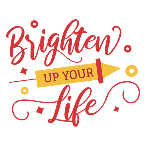 Diwali lettering brighten up your life