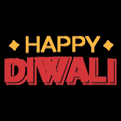 Diwali letras feliz diwali
