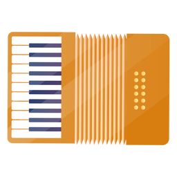 Flat accordion