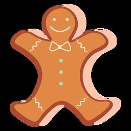 Hombre de galleta de jengibre