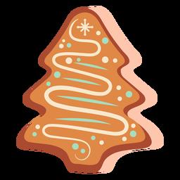 Árvore de biscoito de gengibre