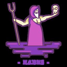 Hades griechischer Gott