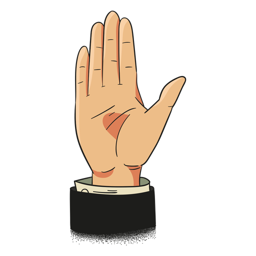Hand illustration Transparent PNG
