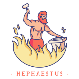 Deus grego de Hefesto