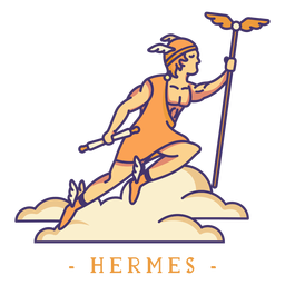Hermes greek god character