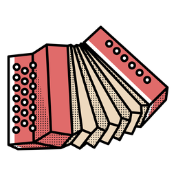 Icon accordion