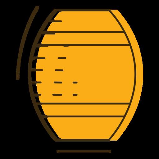Icon beer keg