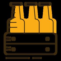 Botellas de cerveza Icon