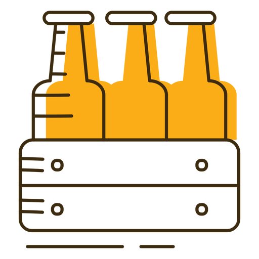 Icon beer bottles