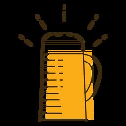 Icon beer mug